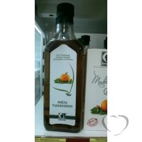 """Масло нерафинированное пищевое тыквенное """"Сибирское"""" марка П, 250 мл."""